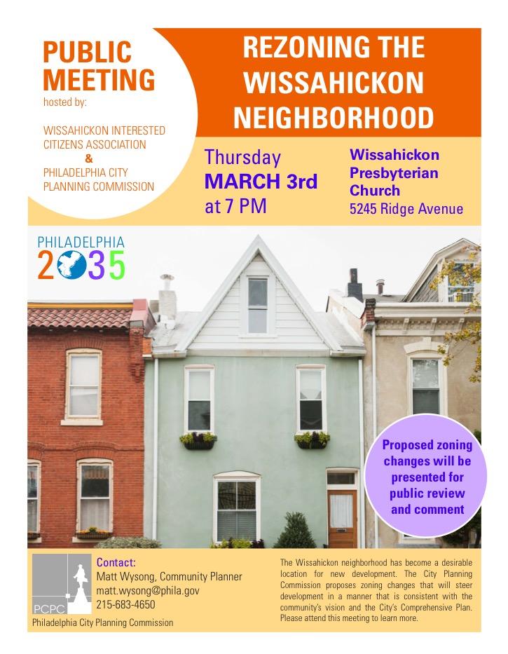 PCPC zoning meeting