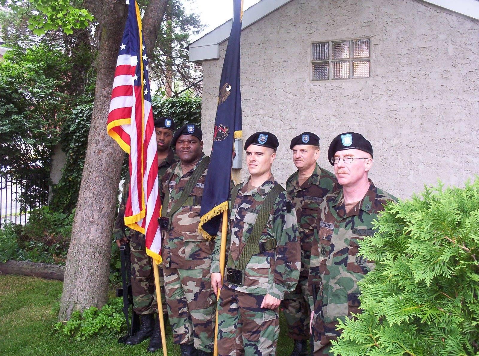 Wissahickon War Memorial, Memorial Day